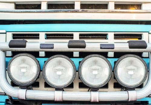 Truck Spot Lights