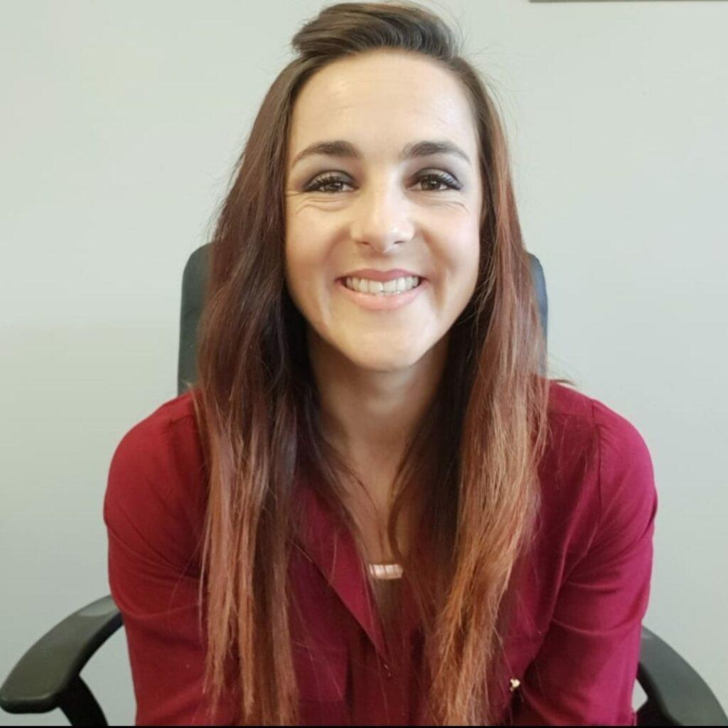Monique Kleynhans Branch Manager Cape Town